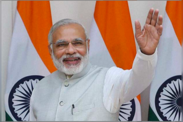 Modi ranked among top 3 world leaders: Survey