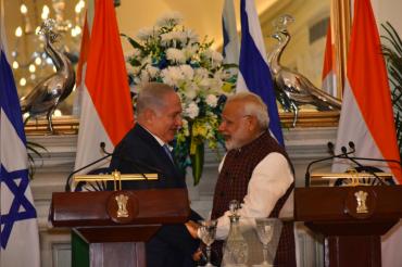 PM Modi's invitation to Israeli companies to 'Make In India'