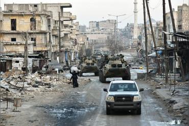 Syria Chemical Attack- OPCW investigators get permission to enter Douma