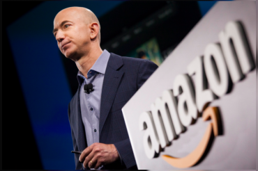 Forbes named Jeff Bezos the most powerful CEO