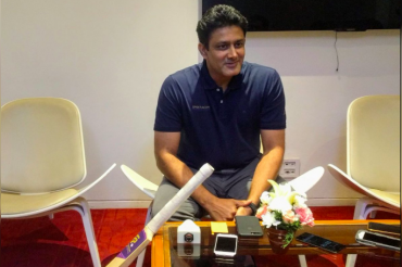 Kumble feels England conditions ideal for Indian team to win