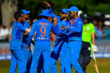 India register joint 2nd biggest win in T20I against Ireland