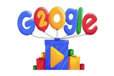 20 साल का हुआ Google, Doodle बनाकर लोगों को कहा थैंक्स