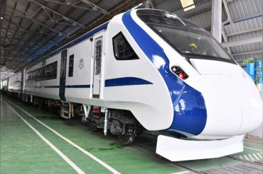 Make in India: Trial run next week for first self-propelled train