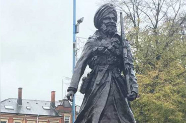 Hours before remembrance, Sikh Soldiers' WWI memorial vandalized