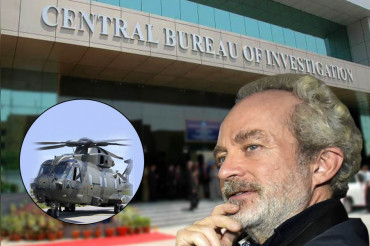 MEA deliberating over UK's request to see chopper deal scam accused