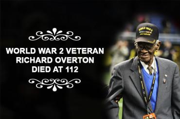 America's longest lived WW II veteran died at 112