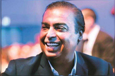 Mukesh Ambani's wealth can buy 1,076 tonne of gold, 82.60 crore barrels of oil
