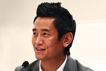 Bhaichung Bhutia is all set to try his luck again in politics