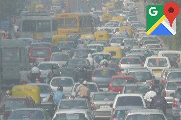 Take help from Google Maps for traffic jams and air quality: NGT