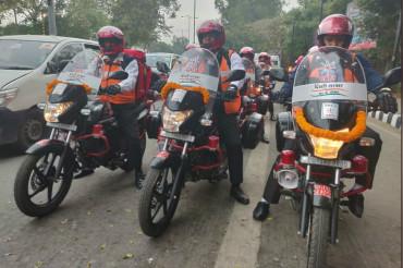 Bike ambulance in Delhi for medical emergencies launched by Arvind Kejriwal