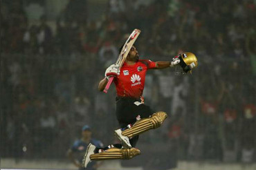 Tamim Iqbal's blistering 141 powers Comilla Victorians to BPL title win
