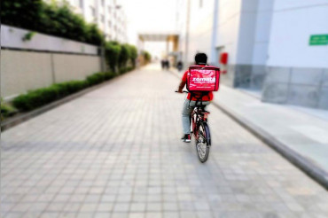 Zomato to deliver Food on bicycle