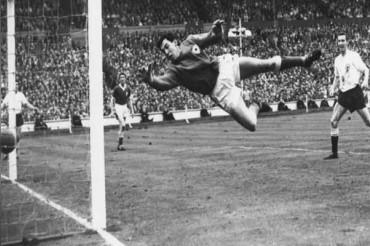England football legend Gordon Banks no more