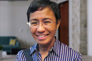 Award-Winning Journalist Maria Ressa Arrested on Libel Charges : Philipines