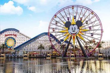 Most Vegan-friendly Amusement Park is entitled to California's Disneyland Park