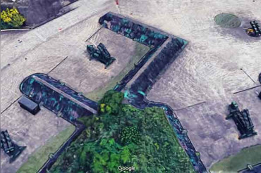 Taiwan's Secret Missile Sites Exposed by Google Maps