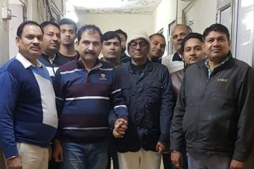 Karol Bagh Hotel Owner arrested from Delhi airport