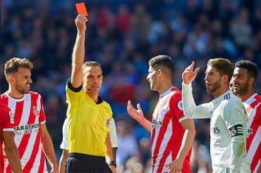 La Liga: Real Madrid suffer shock home loss