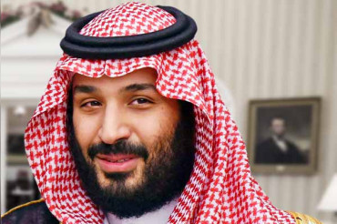 Pak honours Saudi Arabia Crown Prince; Saudi Arabia doesnt accept Pak's narrative on Kashmir