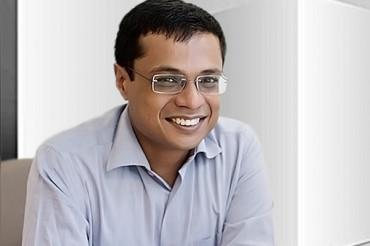 फ्लिपकार्ट के सह-संस्थापक सचिन बंसल ने ओला में 650 करोड़ का निवेश