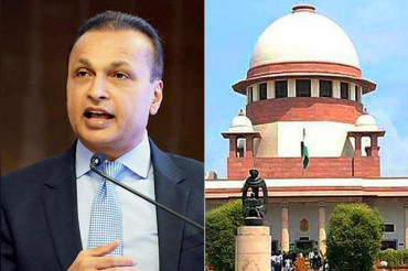 Found guilty of contempt in Ericsson case, SC asks Anil Ambani to go jail or pay