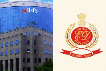 ED raids many locations in Delhi NCR & Mumbai over IL&FS default case
