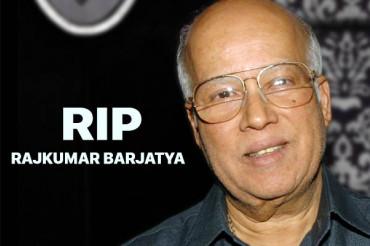 Bollywood Producer Rajkumar Barjatya Passes Away