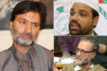 J&K Govt Downgraded & Withdrew Security of 18 Hurriyat leaders