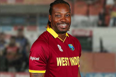 Gayle breaks Afridi's long-standing record