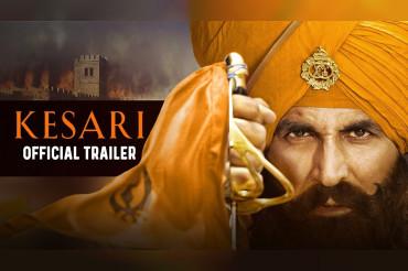 Kesari Trailer out: Akshay Kumar gets ready for Battle of Saragarhi