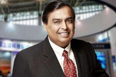 Mukesh Ambani, World's 13th Riches Person with USD 50 billion: Forbes List