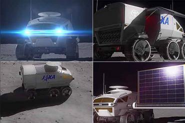 Moon पर जाने के लिए Jaxa के साथ मिलकर Solar Vehicle बना रहा Toyota
