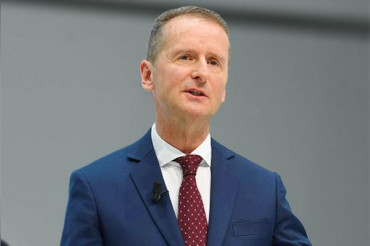 Nazi Gaffe: Volkswagen Chief Herbert Diess Apologizes for using Nazi slogan