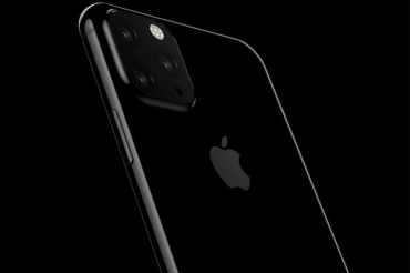 iPhone 11 to have a triple-lens, square rear camera?