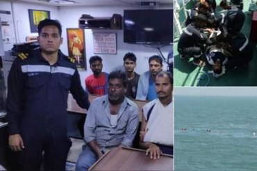 Amartya ने 6 लोगों को डूबने से बचाया, सर्च ऑपरेशन जारी