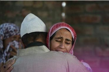 घाटी में आतंकियों ने 10 साल के आतिफ को ढ़ाल बनाकर की हत्या