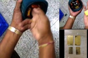हैदराबाद: राजीव गांधी अंतरराष्ट्रीय एयरपोर्ट पर 2 गिरफ्तार, ड्रिलिंग मशीन में छुपाया था सोना