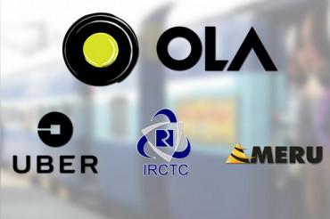 Ola, uber & Meru made Indian Railways earn Rs 20.93 cr via parking charges