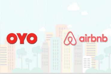 Airbnb ने OYO में किया 200 मिलियन अमेरिकी डॉलर का निवेश