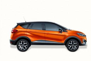 भारत में लॉन्च हुई Renault Captur, कीमतें भी हुईं कम