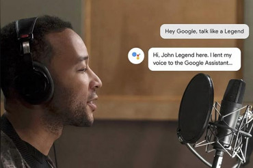 Google Assistant gets John Legend's Voice, First ever Celebrity voice