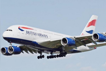 British Airways flight offers 'World's First Freshly Brewed Beer at 40,000 feet