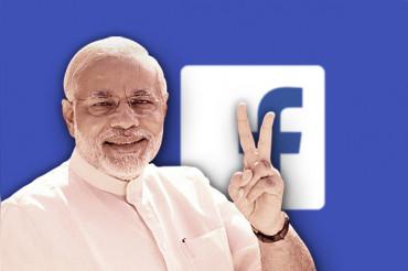 Facebook पर डोनाल्ड ट्रंप को पछाड़ नंबर 1 बने पीएम मोदी