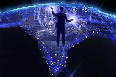 भारत डिजिटल वर्ल्ड में चीन से आगे, 100 गुना बढ़ी डेटा खपत, इंटरनेट यूजर दोगुने