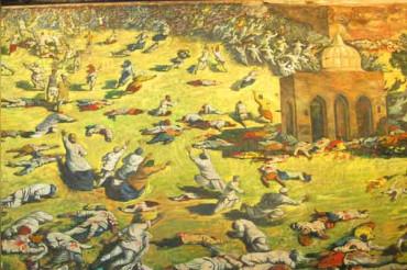 Jallianwala Bagh exhibition at UK museum
