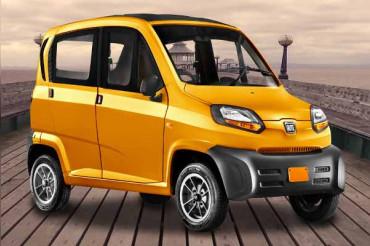 18 अप्रैल को देशभर में लॉन्च होगी नैनो से भी छोटी कार Bajaj Qute