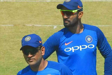 WC 2019: Dinesh Karthik believes he is a small first-aid kit for India
