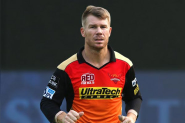 David Warner achieves historic first in IPL