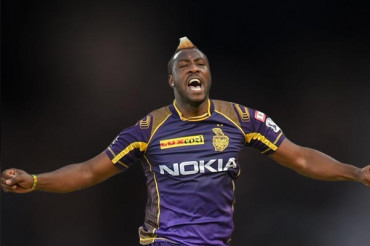 Injury scare for Andre Russell ahead of RCB clash